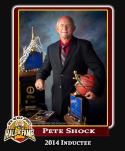 Hall of Fame Profile - PETE SHOCK