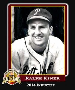 Hall of Fame Profile - RALPH KINER