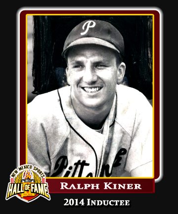 Hall of Fame Profile - RALPH KINER