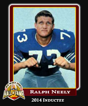 Hall of Fame Profile - RALPH NEELY