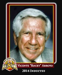 Hall of Fame Profile - ROCKY ARROYO