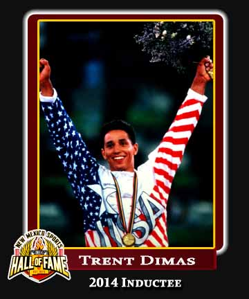 Hall of Fame Profile - TRENT DIMAS