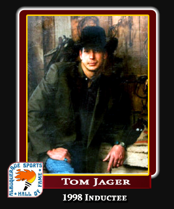 Hall of Fame Profile -  Tom Jager