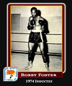 Hall of Fame Profile - BOBBY FOSTER