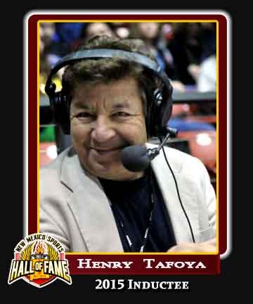 Henry Tafoya