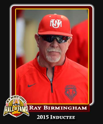 Hall of Fame Profile - RAY BIRMINGHAM