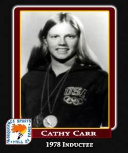 Hall of Fame Profile - CATHY CARR