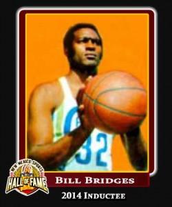 Hall of Fame Profile - BILL BRIDGES