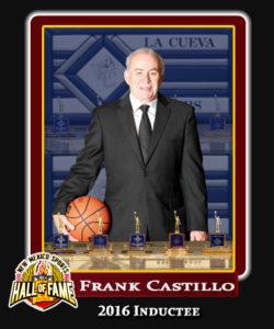 Hall of Fame Profile - Frank_ Castillo