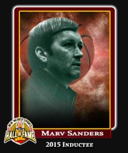 Hall of Fame Profile - MARV_ SANDERS