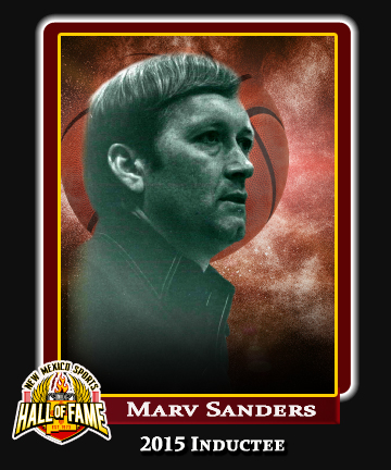 Marv Sanders